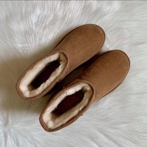 UGG Shoes - UGG Chestnut Classic Mini II Boots